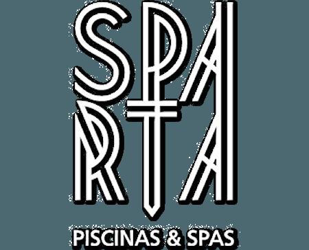 logo Sparta Piscinas e Spas grande